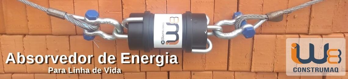 Absorvedor de Energia para Sistema de Linha de Vida
